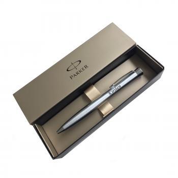 Parker Kugelschreiber in Geschenkbox individuell gravieren lassen